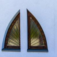 Окно, собор Св. Духа :: Gennadiy Karasev