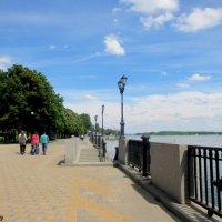 На набережной в Ростове :: Нина Бутко
