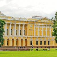 Русский музей. :: Олег Попков