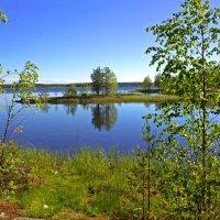 озеро Сегежа :: Анжела Пасечник
