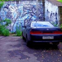 парковочное место :: Наталья Сазонова
