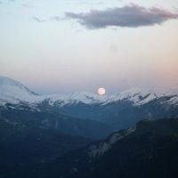 Восход луны. :: Schbrukunow Gennadi