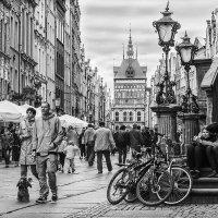 Старый город :: Максим Шинкаренко