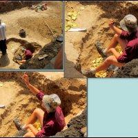 Археологические раскопки в Ростове-на-Дону :: Нина Бутко