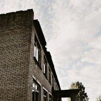 Здание заброшенной школы :: Шура Еремеева