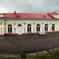 Вокзал :: Николай Емелин