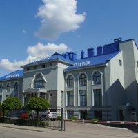 "Гостиница  ""Riviera""   в   Ивано - Франковске :: Андрей  Васильевич Коляскин"