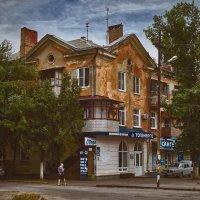 Дом на Дзержинке :: Константин Бобинский