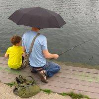 Еще один способ рыбалки :: Андрей Лукьянов