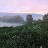 Предрассветный туман :: Павлова Татьяна Павлова