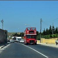 На мальтийских дорогах. :: Leonid Korenfeld