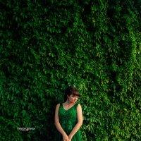 Фотосессия с изумрудным оттенком! :: Валерия Ступина