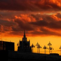 Вечер в Москве :: Капитан немо