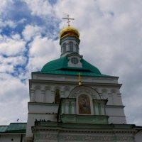 старое строение. :: Пётр Беркун