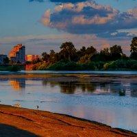 Вечер на реке :: Марк Э