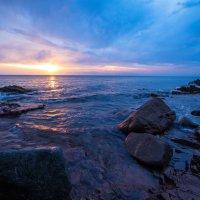 Море в лучах заката. :: Мила