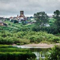 Умирающее село.... :: Галина Шепелева