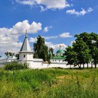 Свято - Екатерининский мужской монастырь :: Анатолий Колосов