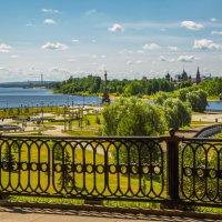 Ярославль, утро :: Moscow.Salnikov Сальников Сергей Георгиевич