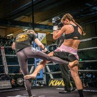 Female Kickboxing :: Konstantin Rohn