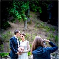 Прогулка в парке. A там одни свадьбы.II :: Arturas Barysas