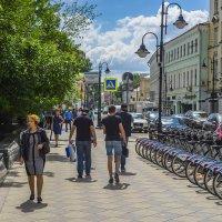 Москва, Пятницкая улица :: Игорь Герман