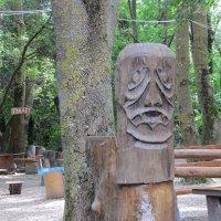 Деревянная скульптура :: Вера Щукина