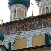 Фрески собора. Тутаев. Ярославская область :: MILAV V