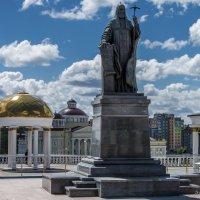 памятник Патриарху Никону :: Александр Солуянов