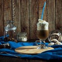 Кофейный коктейль :: Марина Попова