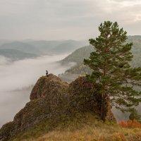 Над туманной рекой :: Сергей Герасимов