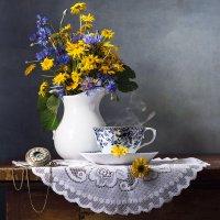 Время пить чай... :: Татьяна Карачкова