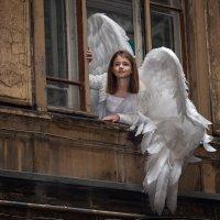 Ангелы в городе :: Владимир Горубин