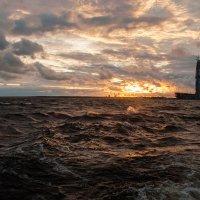 БАЛТИКА.Финский залив. :: Владимир Питерский