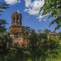 г.Собинка, церковь Воскресения Христова 1884г. :: Сергей Цветков