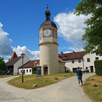В средневековой крепости Бергхаузен... :: Galina Dzubina