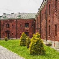 Казармы брестской крепости :: Tatsiana Latushko