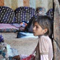 Девочка из Дахаба. :: Дмитрий Цымбалист