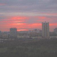 Рассвет на Юго-западе. :: Александр Атаулин