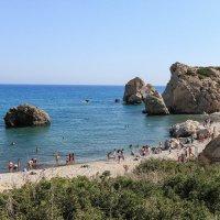Кипр, камень Афродиты :: Петр