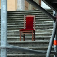 красный стул :: sv.kaschuk