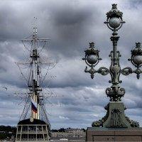 На Троицком мосту :: Александр