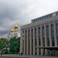 Государственный Кремлёвский дворец :: Tata Wolf