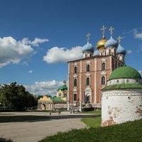 Рязанский кремль :: Михаил Антонов