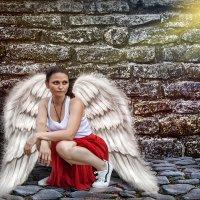 Ангел :: Николай Осипенко