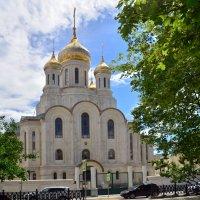 Храм Воскресения Христова и Новомучеников и исповедников Церкви Русской. :: Oleg4618 Шутченко