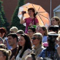 фото-графиня с зонтиком :: Олег Лукьянов