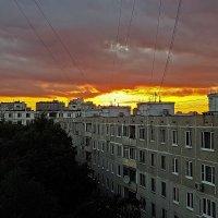 Закатный расплав :: Минихан Сафин