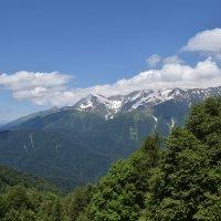 Кавказ. :: Светлана Исаева