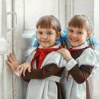 Школьницы :: Любовь Махиня